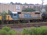 CSX 2558 AT NORTH BERGEN
